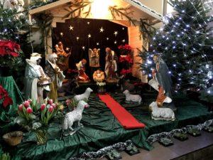 Julekrybben i Sankt Annæ 2017