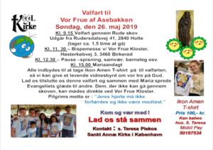 Valfart maj 2019