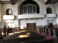 Sankt Annæ Kirke, 22. marts 2020, 2